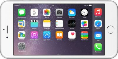 Смартфон Apple iPhone 6 Plus 64GB Silver 2