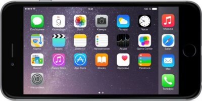 Смартфон Apple iPhone 6 Plus 16GB Space Gray 3
