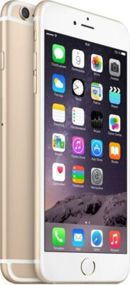 Смартфон Apple iPhone 6 Plus 16GB Gold 2