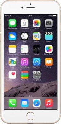 Смартфон Apple iPhone 6 Plus 16GB Gold 1