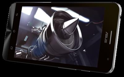 Смартфон ASUS ZenFone 5 A500KL Black 4