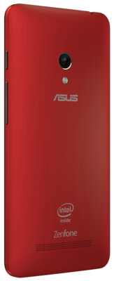 Смартфон ASUS ZenFone 5 A500KL Red 4