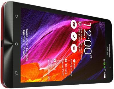 Смартфон ASUS ZenFone 6 A600CG Red 4