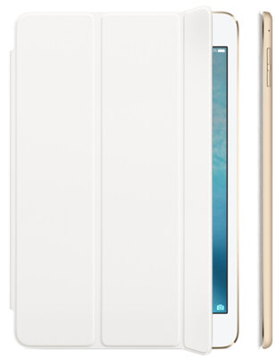 Чохол Apple Smart Cover MKLW2ZM/A White для iPad mini 4 2