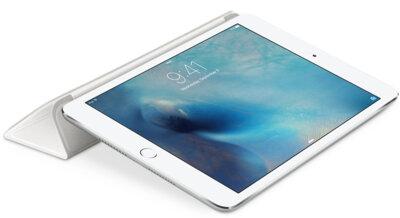 Чохол Apple Smart Cover MKLW2ZM/A White для iPad mini 4 4