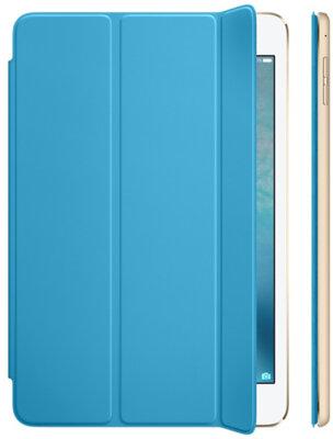 Чохол Apple Smart Cover MKM12ZM/A Blue для iPad mini 4 2