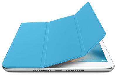 Чохол Apple Smart Cover MKM12ZM/A Blue для iPad mini 4 3