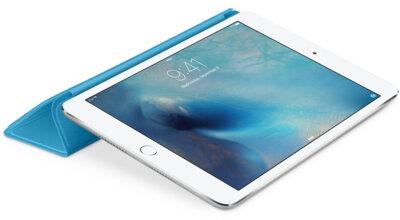 Чохол Apple Smart Cover MKM12ZM/A Blue для iPad mini 4 4