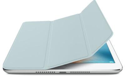 Чохол Apple Smart Cover MKM52ZM/A Turquoise для iPad mini 4 3
