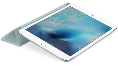 Чохол Apple Smart Cover MKM52ZM/A Turquoise для iPad mini 4 4
