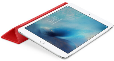 Чехол Apple Smart Cover MKLY2ZM/A Red для iPad mini 4 4