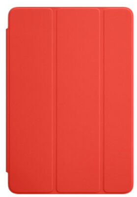 Чохол Apple Smart Cover MKM22ZM/A Orange для iPad mini 4 1