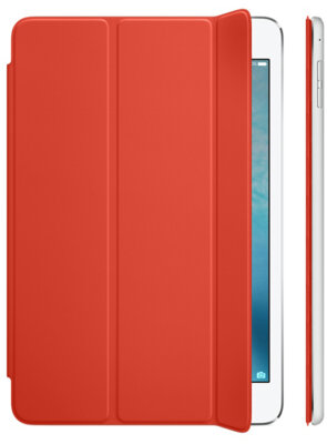 Чохол Apple Smart Cover MKM22ZM/A Orange для iPad mini 4 2