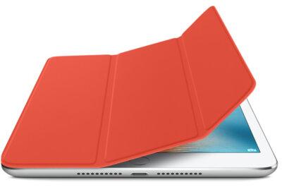 Чохол Apple Smart Cover MKM22ZM/A Orange для iPad mini 4 3
