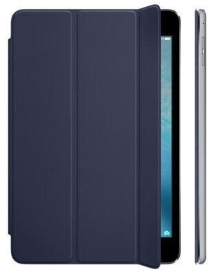Чохол Apple Smart Cover MKLX2ZM/A Midnight Blue для iPad mini 4 2