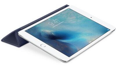 Чохол Apple Smart Cover MKLX2ZM/A Midnight Blue для iPad mini 4 4