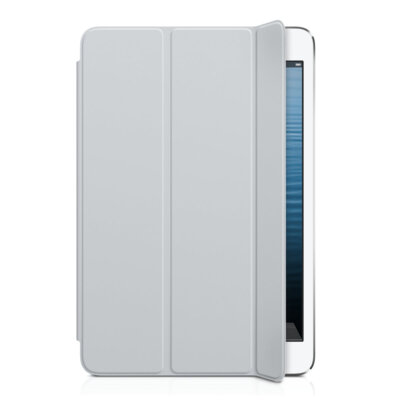 Чохол Apple Smart Cover MD967ZM/A Light Grey для iPad mini 1