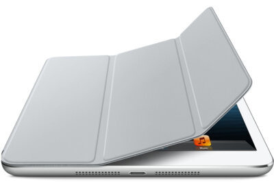 Чохол Apple Smart Cover MD967ZM/A Light Grey для iPad mini 2