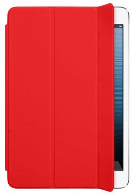 Чехол Apple Smart Cover MF058ZM/A Red для iPad Air 1