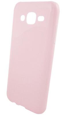 Чохол GlobalCase TPU Jelly Light Pink для Samsung Galaxy J5 1