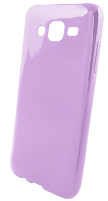Чехол GlobalCase TPU Jelly Lilac для Samsung Galaxy J5 1