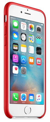 Чехол Apple MKY32ZM/A Red для iPhone 6/6s 5