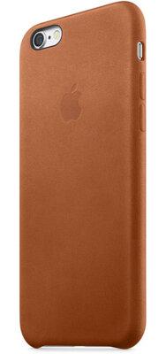 Чохол Apple Leather Case Saddle Brown для iPhone 6/6s 2
