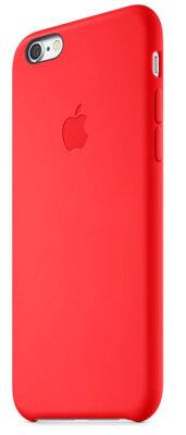 Чехол Apple Silicone Case MGQH2ZM/A Red для iPhone 6 2
