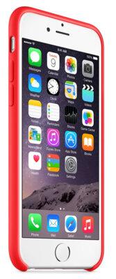 Чехол Apple Silicone Case MGQH2ZM/A Red для iPhone 6 5