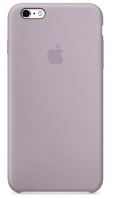 Чехол Apple Silicone Case MLD02ZM/A Lavender для iPhone 6 Plus 1