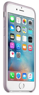 Чехол Apple Silicone Case MLD02ZM/A Lavender для iPhone 6 Plus 5