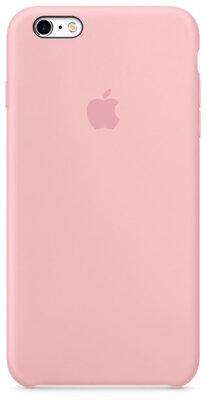 Чехол Apple Silicone Case MLCY2ZM/A Pink для iPhone 6 Plus 1