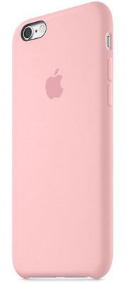 Чехол Apple Silicone Case MLCY2ZM/A Pink для iPhone 6 Plus 2