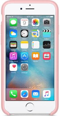Чехол Apple Silicone Case MLCY2ZM/A Pink для iPhone 6 Plus 4