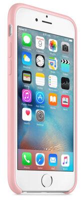 Чехол Apple Silicone Case MLCY2ZM/A Pink для iPhone 6 Plus 5