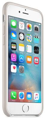 Чохол Apple Silicone Case MKXN2ZM/A Stone для iPhone 6 Plus 5