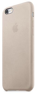 Чохол Apple Leather Case MKXE2ZM/A Rose Gray для iPhone 6 Plus 2