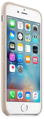 Чохол Apple Leather Case MKXE2ZM/A Rose Gray для iPhone 6 Plus 5