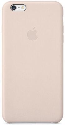 Чохол Apple Silicone Case MGQW2ZM/A Soft Pink для iPhone 6 Plus 1