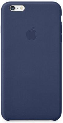 Чехол Apple Silicone Case MKXJ2ZM/A Charcoal Gray для iPhone 6 Plus 1
