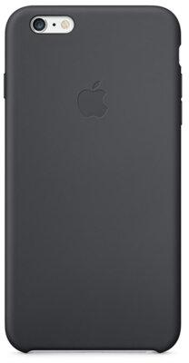 Чехол Apple Silicone Case MGR92ZM/A Black для iPhone 6 Plus 1