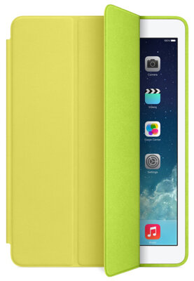 Чохол Apple Smart Case MF049ZM/A Yellow для iPad Air 1