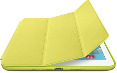 Чохол Apple Smart Case MF049ZM/A Yellow для iPad Air 2
