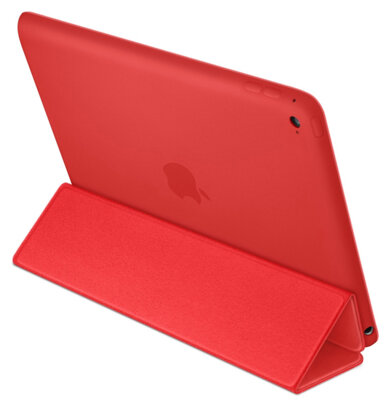Чехол Apple Smart Case MGTW2ZM/A Red для iPad Air 2 4