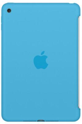Чохол Apple Silicone Case MLD32ZM/A Blue для iPad mini 4 1