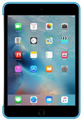 Чохол Apple Silicone Case MLD32ZM/A Blue для iPad mini 4 4