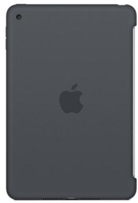 Чехол Apple Silicone Case MKLK2ZM/A Charcoal Gray для iPad mini 4 1