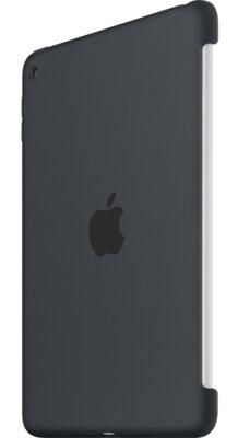 Чехол Apple Silicone Case MKLK2ZM/A Charcoal Gray для iPad mini 4 2