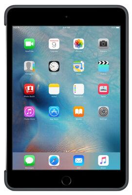 Чехол Apple Silicone Case MKLK2ZM/A Charcoal Gray для iPad mini 4 4