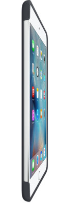 Чехол Apple Silicone Case MKLK2ZM/A Charcoal Gray для iPad mini 4 5